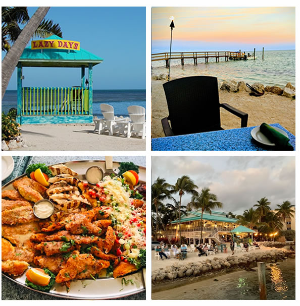 Enjoy Relaxing Oceanfront Dining While Feasting On Exquisite Keys Style Dishes